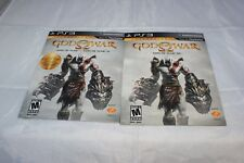 God of War Collection PS3 Not for Resale