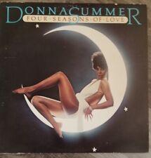 Donna Summer - Four Seasons of love - Vintage Vinyl Lp - Casablanca 1976