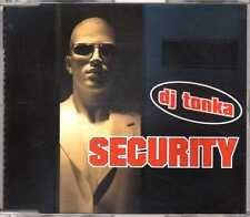 DJ Tonka - Security / The Night - CDM - 1998 - House 3TR Airplay Records