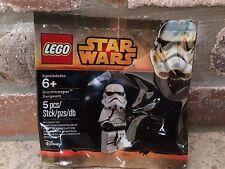 Lego Star Wars Stormtrooper Sergeant Polybag 5002938 Sealed
