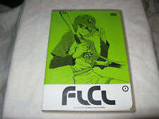 FLCL Volume 1 DVD 2002 Complete With All Inserts