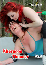 ThunderGirls Female Wrestling DVD200 Afternoon Thunder