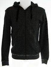 Felpa maglione cappuccio zip uomo GUESS a.UD0U33 FLP93 T.XXL col.996 nero
