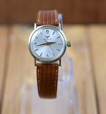 Vintage Wittnauer Geneve Men's 10K Rolled Gold Plate Mid Sized Manual Wind Watch