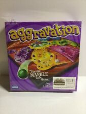 2002 Aggravation Marble Race Board Game Parker Brothers Complete