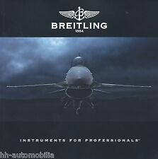 Uhrenkatalog Breitling 3/10 (GB) Chronographen Chronografen watches Katalog