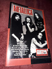 More details for metallica..in their own words book - 1997 - from pages of guitar world magazine