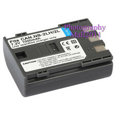 Replacement For Canon NB-2L NB-2LH Battery For Canon Rebel XTi EOS 350D 400D G9