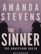 The Sinner by Amanda Stevens MP3 CD Book (English) NEW