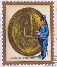 PLAQUE DE FACTEUR Yt1838 FRANCE  FDC Enveloppe Lettre Premier jour