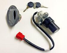 Genuine Yamaha WR125 WR 125 R X Ignition Switch Fuel Petrol Filler Cap Lock Set