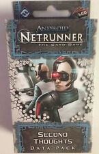 Android Netrunner LCG: Second Thoughts Data Pack (Spin Cycle #2)