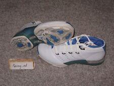 new product b1391 d6c8a 2002 Original Air Jordan XVII 17 Low OG White University Blue Size 10 OG