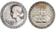 Suisse - Médaille de tir fédéral non datée attribuée à Léopold Emery