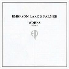 Emerson, Lake And Palmer - Works Volume 2 (NEW 2CD)