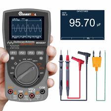 Upgraded MUSTOOL MDS8207 Intelligent 2 in 1Digital 40MHz 200Msps/S Oscilloscope
