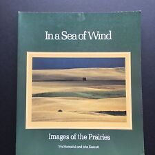 In a Sea of Wind: Images of the Prairies by Yva Momatiuk and John Eastcott