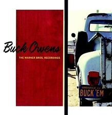 Buck Owens - Warner Bros. Recordings (2 Cd) (2017 Reissue) [New CD] Reissue