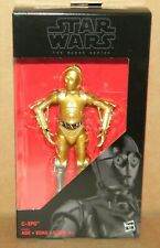 "C-3PO PROTOCAL DROID Black Series Star Wars 6"" Action Figure Exclusive NEW HOPE"