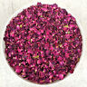 Natural Biodegradable Wedding Confetti Red Rose Petals, Dried Vintage Flowers
