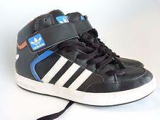 Adidas Varial 2 Mid G59738 Fashion Sneakers Black White US Sz 10.5 *LHS