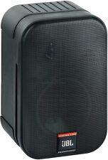JBL Control 1 PRO BK schwarz 150 Watt Lautsprecher Box Monitor mit Wandhalterung