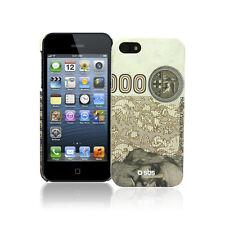 SBS MONEY CUSTODIA CASE per APPLE IPHONE 5 5G 5S MILLE LIRE