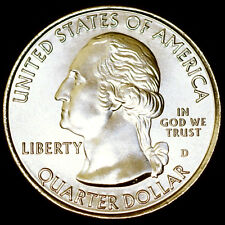2009 D Virgin Islands ~ U.S. Territory ~ Satin Coin In Coin Flip
