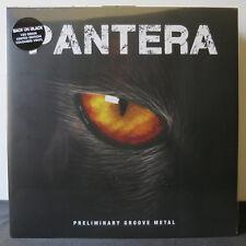PANTERA 'Preliminary Groove Metal' Ltd. Edition 180g COLOUR Vinyl LP NEW/SEALED