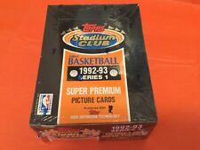 1992-93 Series 1 Topps Stadium Club NBA PACKS For Sale 🔥Michael Jordan🔥?