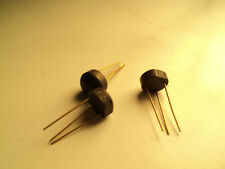 2N5128 NPN, SI-AF PREAMP/DRIVER, TO-39 W/ GOLD PLATED FAIR YOU GET 3 PIECES