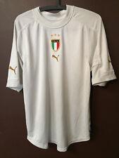 Maillot de football shirt maglia Italie Italia 2004/2005 EURO trikot ancien RARE