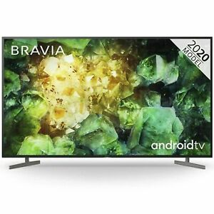 """Sony KD75XH8096BU 75"""" 4K HDR Android LED TV with Voice Assist"""