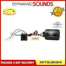 ctsmt008.2 controles del volante Adaptador Para Mitsubishi OUTLANDER 2013 ON