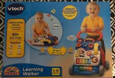 VTech Sit-to-Stand Learning Walker, toy for baby 9 months to 3 years old