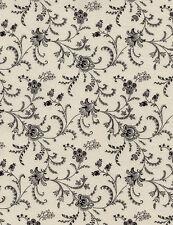 Fabric 100% Cotton Timeless Viney Positive C4783
