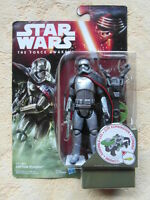 STAR WARS THE FORCE AWAKENS CAPTAIN PHASMA VON HASBRO DISNEY NEU OVP