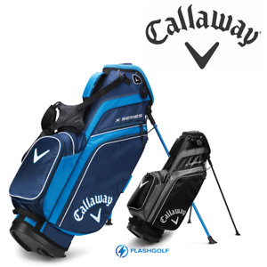 Callaway X Series Stand Bag Golf Bag - 2020 - NEW - Double Strap