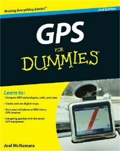 GPS for Dummies (Paperback or Softback)