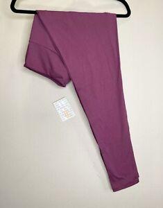 LuLaRoe TC Leggings #3047a Solid Soft Magenta Purple - Tall & Curvy