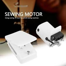 100W Household Sewing Machine Accessory Motor Set Overedger Serger Motor White