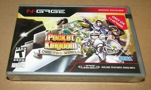 Pocket Kingdom Own The World (N-Gage) Brand New / Fast Shipping