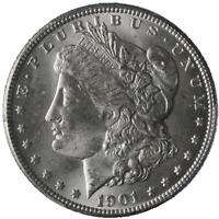1901-O Morgan Silver Dollar PCGS MS64 Blast White Nice Strike STOCK