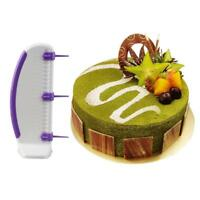 Cake Solid Ruler Measuring Marker Wilton Baking Accessory Fashion Plastic.