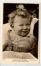 (Lc4351-454) RP, H.R.H. Prince Edward Unused VG