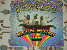"""THE BEATLES - Magical Mystery Tour 2X 7"""" EP + BOOKLET UK 1967 STEREO"""