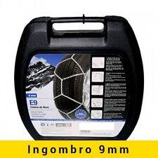CATENE NEVE THULE E9 GR 040 9mm 165 / 70 R13