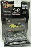 Dale Earnhardt #3 Silver Anniversary NASCAR 1:64 Diecast Car Wrangler Limited Ed