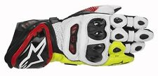 Alpinestars GP Tech 136 Leather Gloves motorcycle/motorbike ideal for track use
