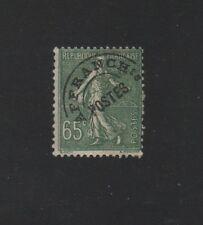 No 49x...65 c OLIVE..PREOBLITERE . 1922.COTE: 17 €. PRIX: 2,45 €